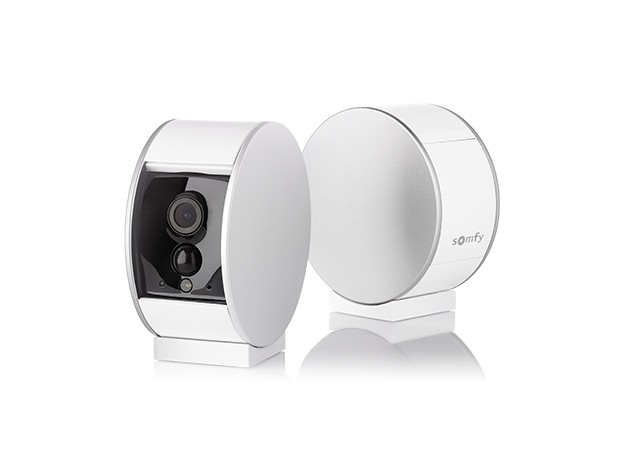 Somfy security camera somfy protect - Camera exterieure somfy ...