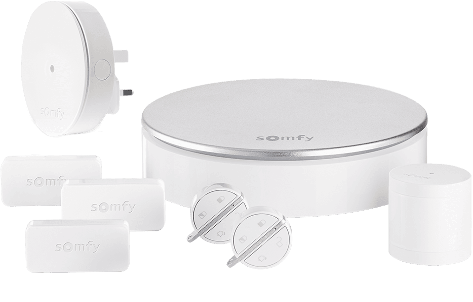 Buy smart home products myfox - Somfy home alarm ...