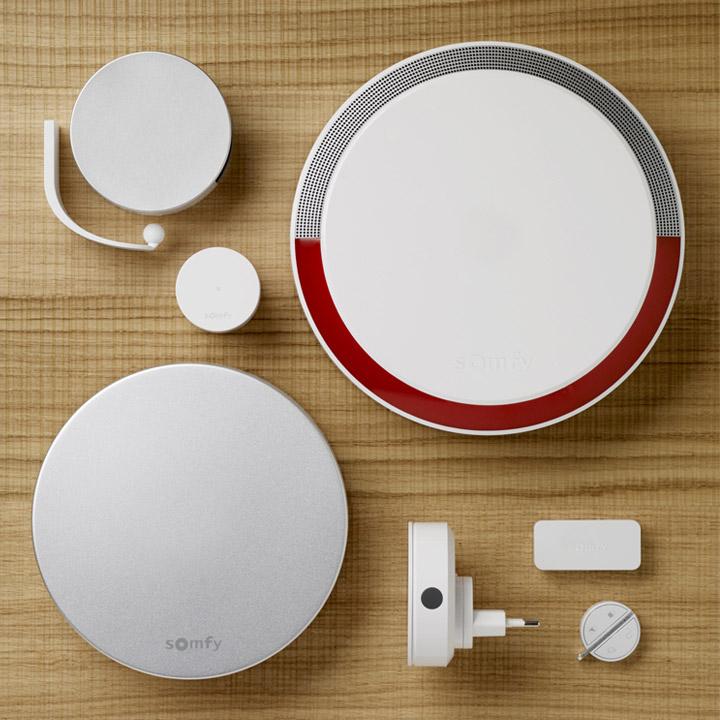 Somfy one - Somfy home alarm ...